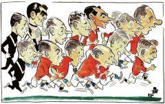 Historie Betaald Voetbal